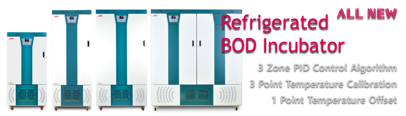 Refrigerted Low Temperature BOD Incubator-e